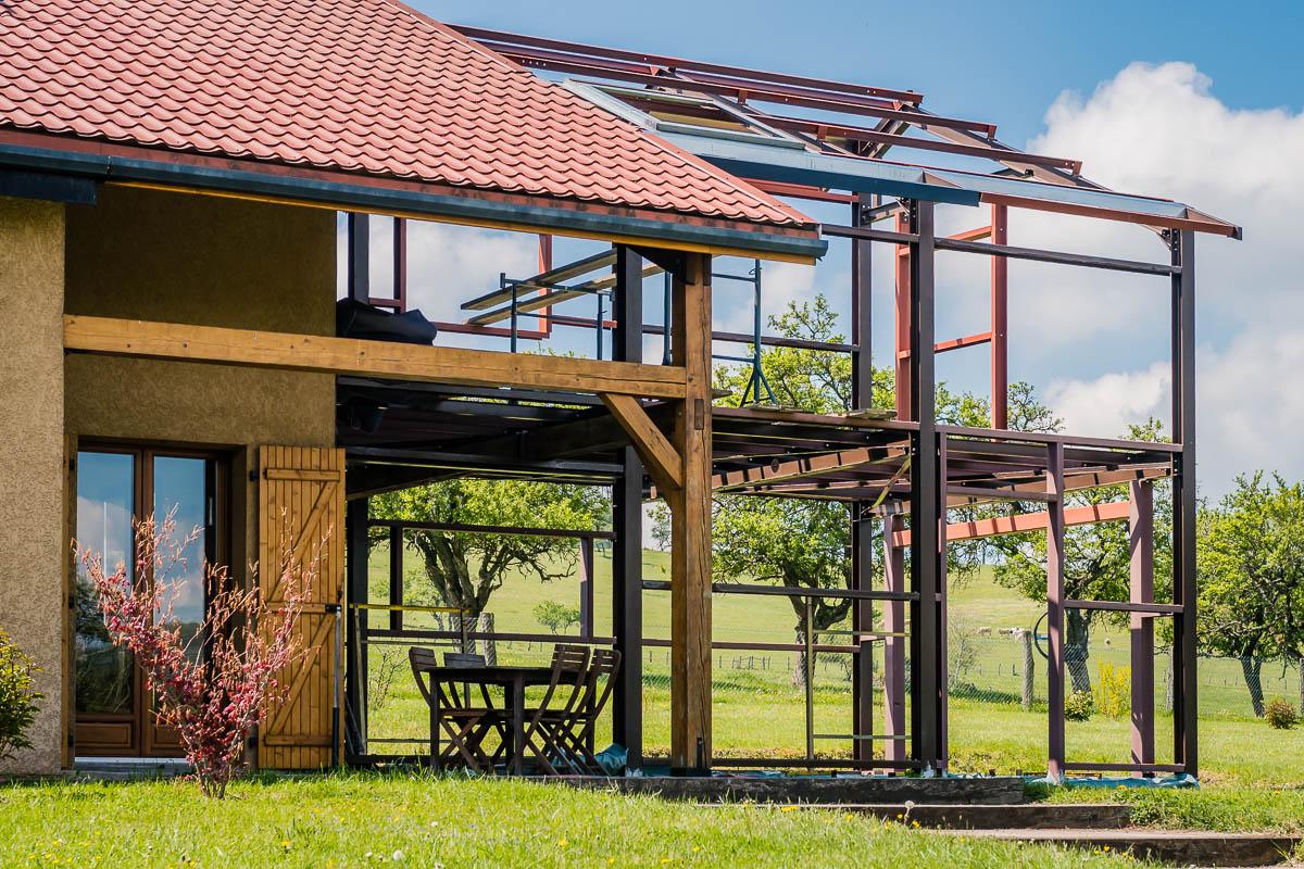 Batiment Métallique par Méto Constructions, Constructions métalliques dans les Vosges
