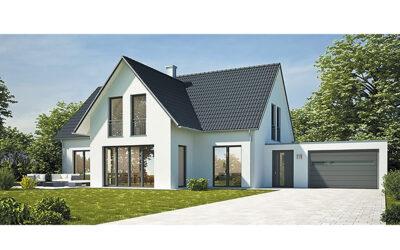 Maison moderne dans les Vosges avec Méto Constructions