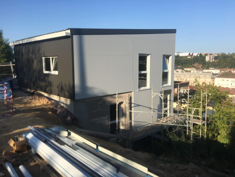 Faire construire un bâtiment métallique Grand Est