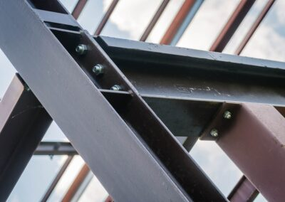 Extension métallique