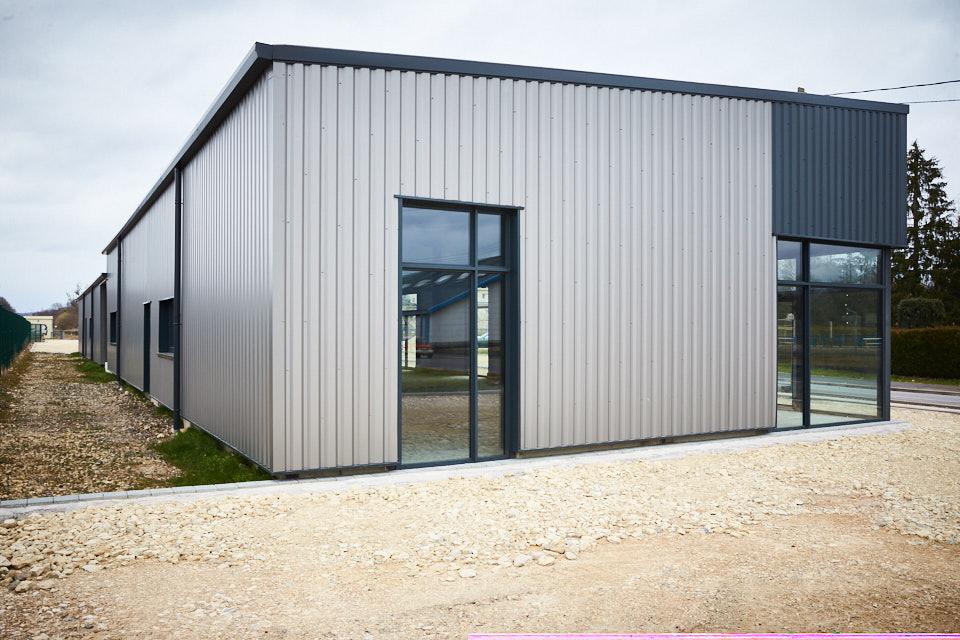 Concevez votre maison structure métallique dans le Grand Est